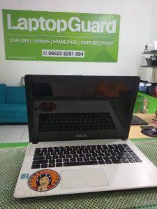 Servis Laptop ASUS A450C Keyboard Rusak