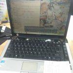 Servis Laptop TOSHIBA Satellite M200 Auto Shutdown