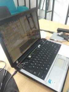 Servis Laptop Toshiba Satellite M200