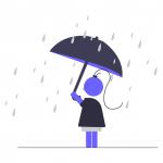 Tips Agar Laptop Tidak Kehujanan