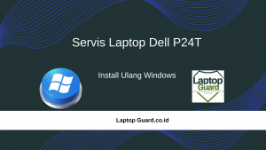 Servis Laptop Dell P24T Install Ulang windows