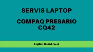 Read more about the article Servis Laptop Compaq Presario CQ42 Ganti Baterai CMOS