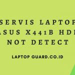 Read more about the article Servis Laptop Asus X441B HDD Not Detect