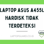 Read more about the article Servis Laptop ASUS A455L Hardisk Tidak Terdeteksi